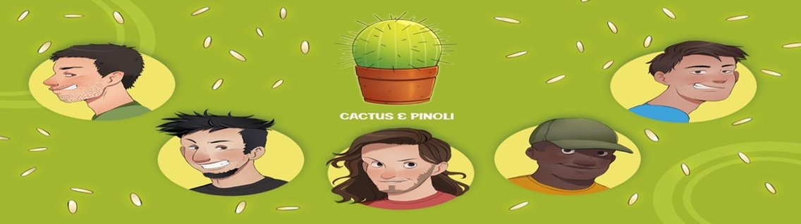 Cactus & Pinoli - Cover Image