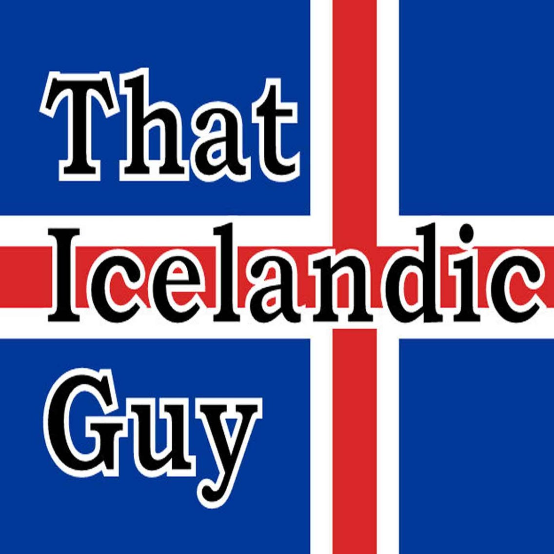 That Icelandic Guy - Cover Image