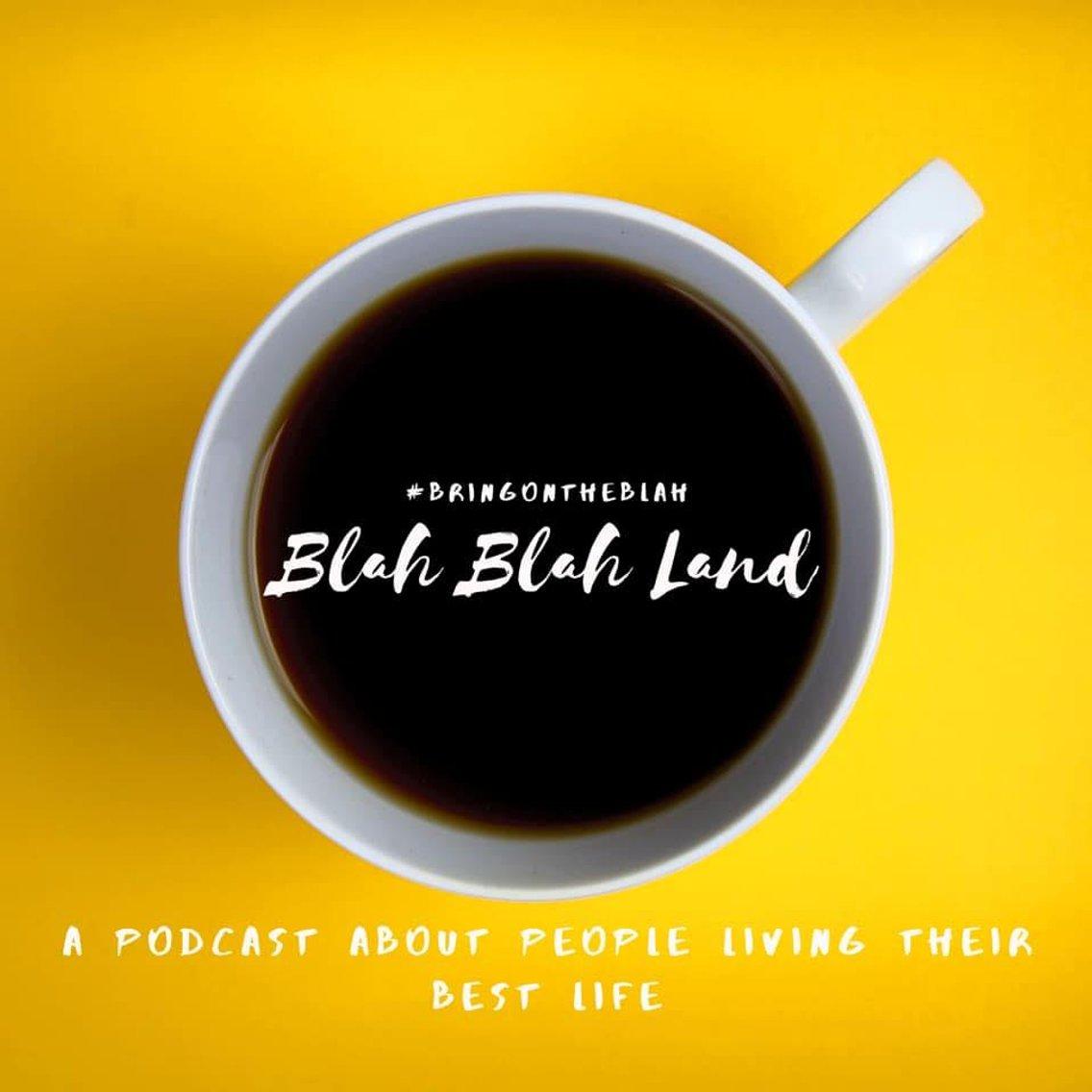 Blah Blah Land - Cover Image