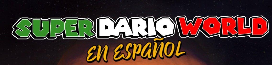 Super Dario World: En Español - Cover Image