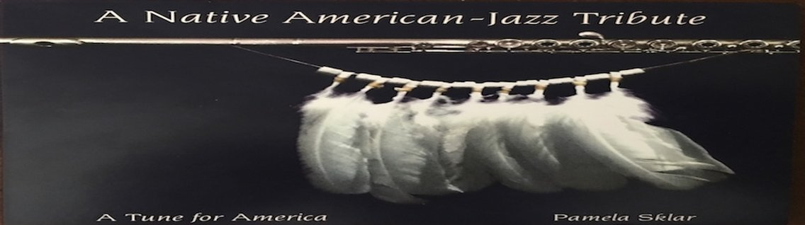 Native American Tribute to Jazz - Cover Image