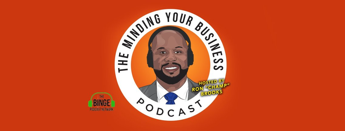 The Minding Your Business Podcast - Cover Image
