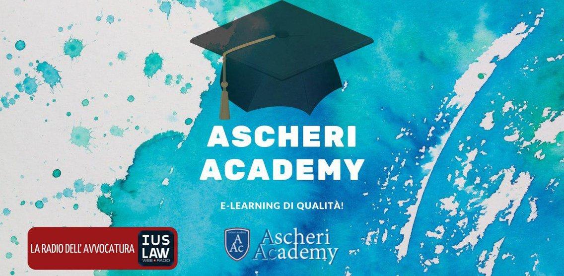 E-learning con Ascheri Academy - immagine di copertina