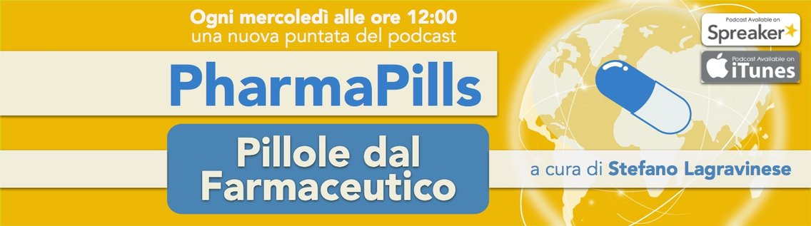 PharmaPills - Pillole dal farmaceutico - Cover Image