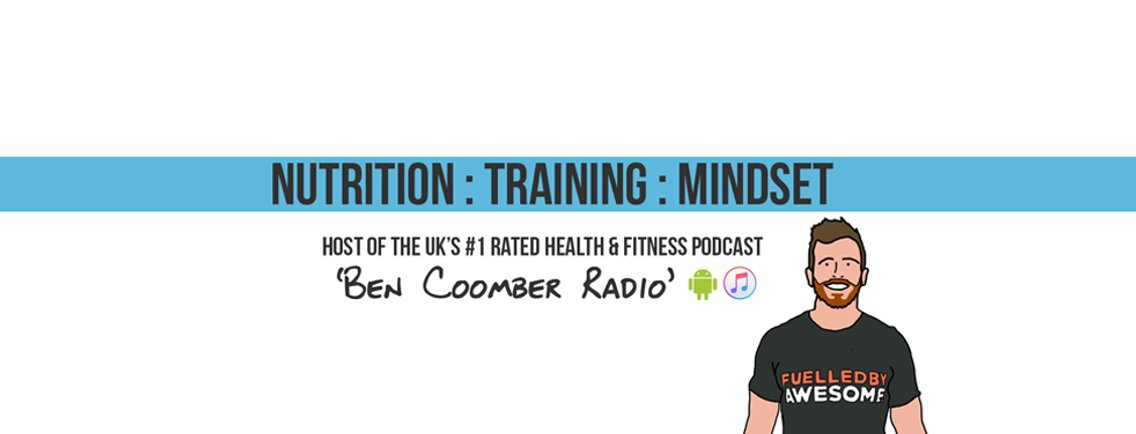 Ben Coomber Radio - Cover Image