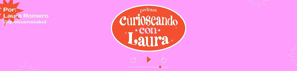 Curioseando Con Laura - imagen de portada