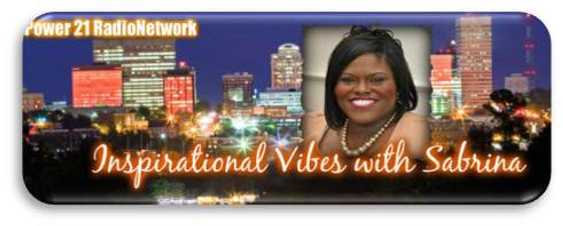 Inspirational Vibes With Sabrina Brown - immagine di copertina