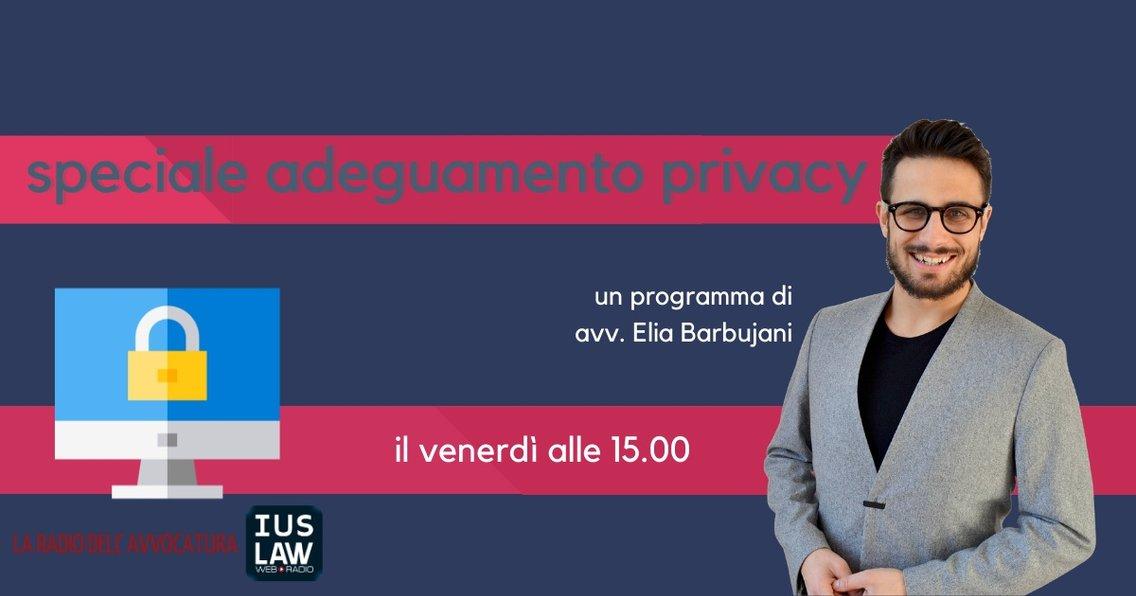Speciale Adeguamento Privacy - Cover Image