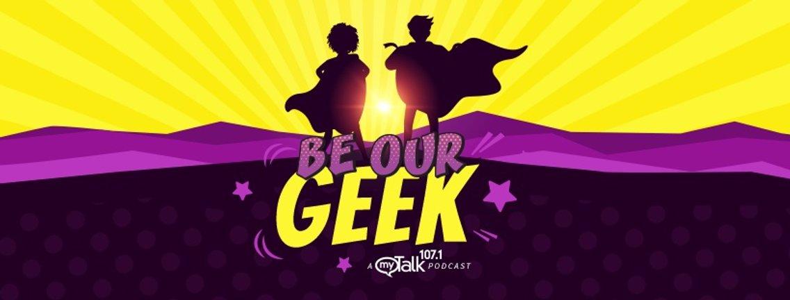 Be Our Geek - immagine di copertina