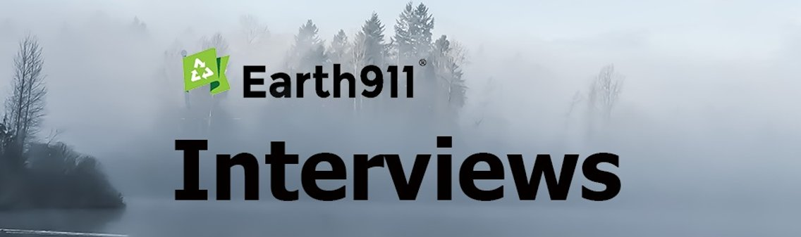 Earth911.com Interviews - Cover Image