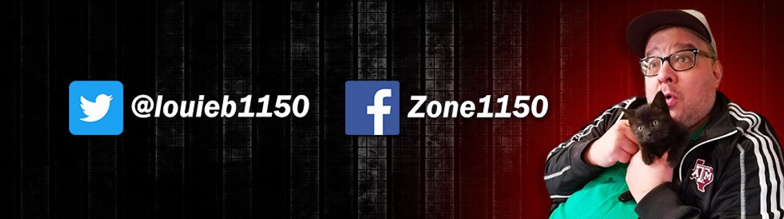 Zone 1150 - Louie Belina Show - Cover Image