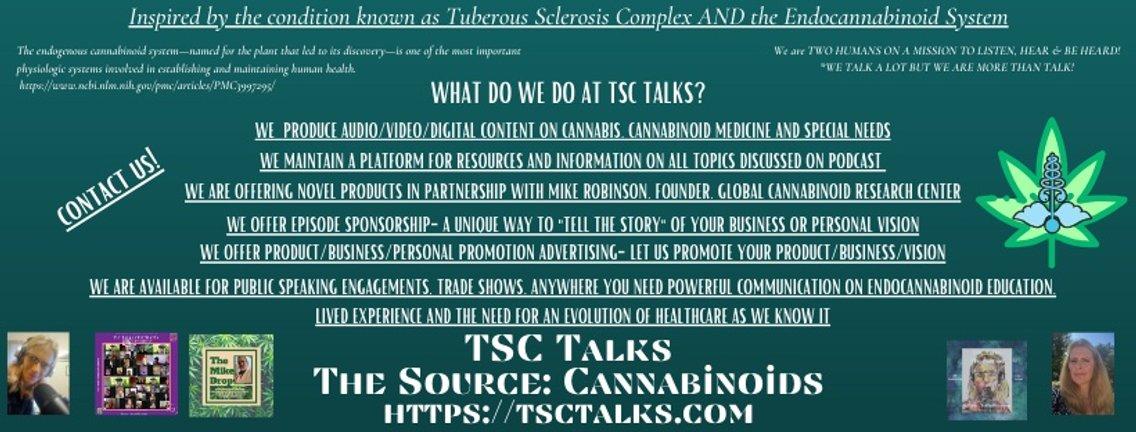 TSC Talks! - Cover Image