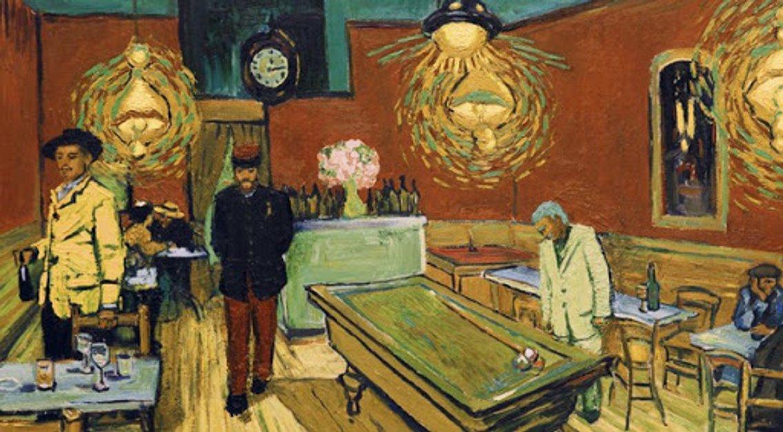 Tuo affezionato, Vincent. - Cover Image