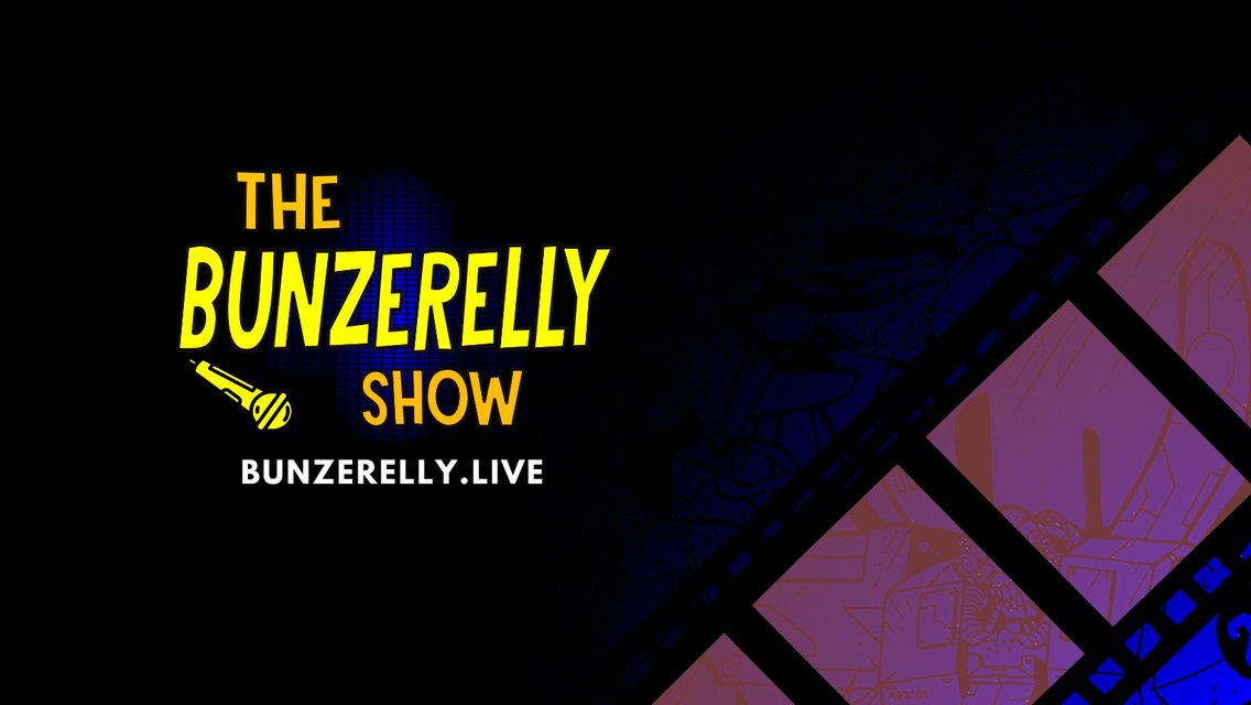 The Bunzerelly Show - Cover Image