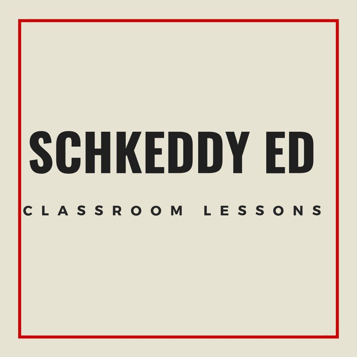 Schkeddy Ed Classroom Lessons - immagine di copertina