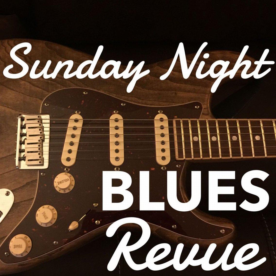 The Sunday Night Blues Revue - imagen de portada