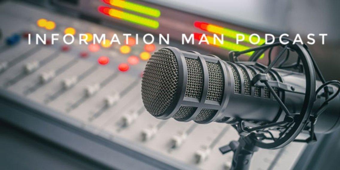 Information Man Speaks PODCAST - immagine di copertina