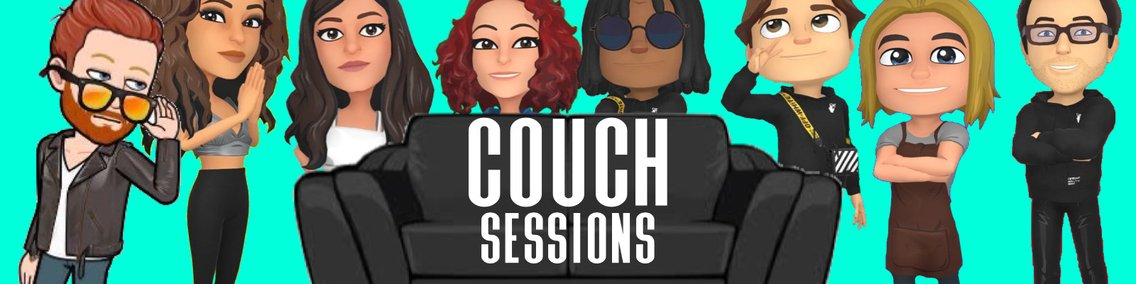 Couch Sessions - Cover Image