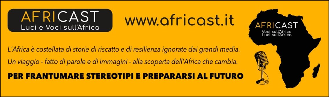 AfriCast - Cover Image