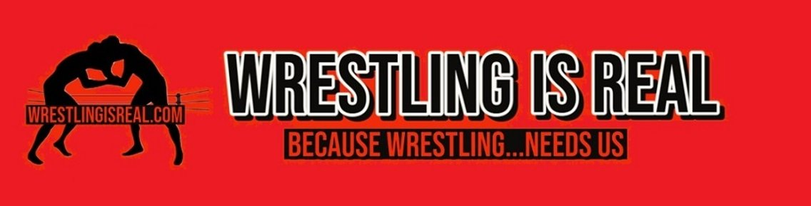 Wrestling Is Real Wrestling Podcast - imagen de portada
