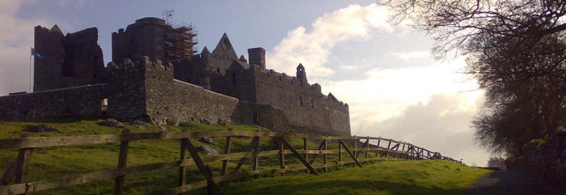 Underway in Ireland - Cover Image
