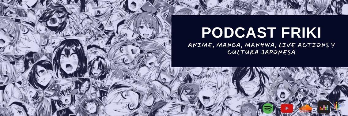 YaMétete Kudasai! Podcast friki - Cover Image