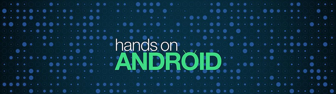 Hands-On Android - Cover Image