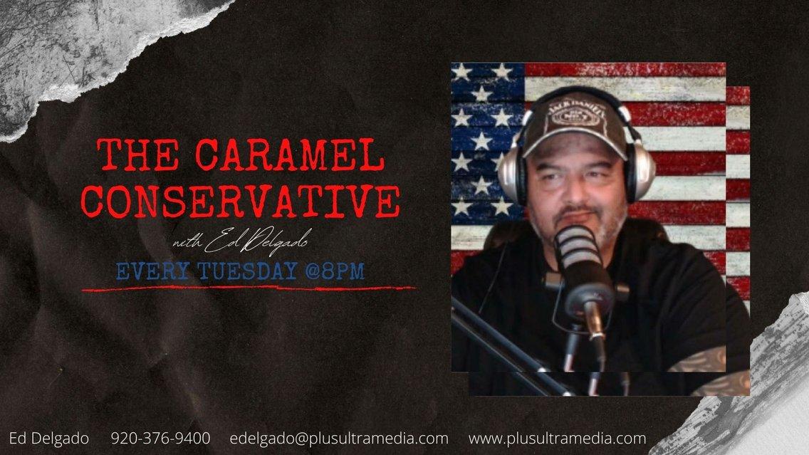 The Caramel Conservative Podcast - immagine di copertina