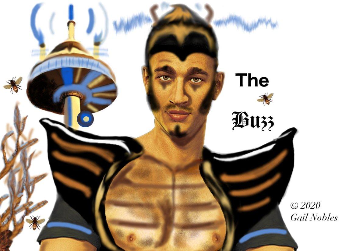 The BUZZ - imagen de portada