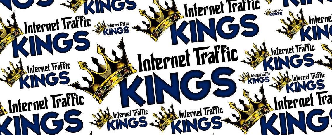 Internet Traffic Kings - imagen de portada