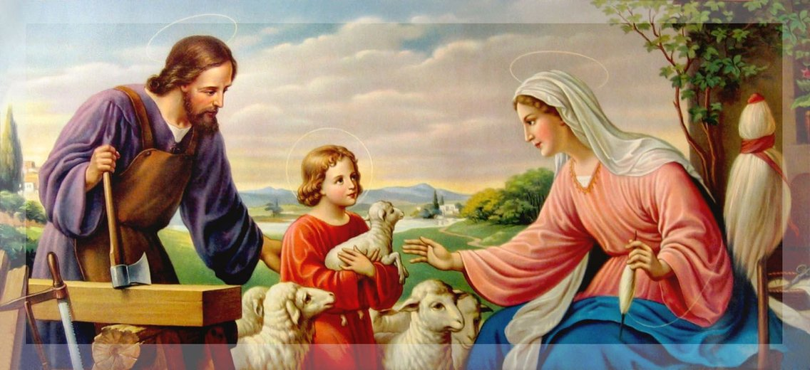 Holy Family Rosary Podcast - Cover Image