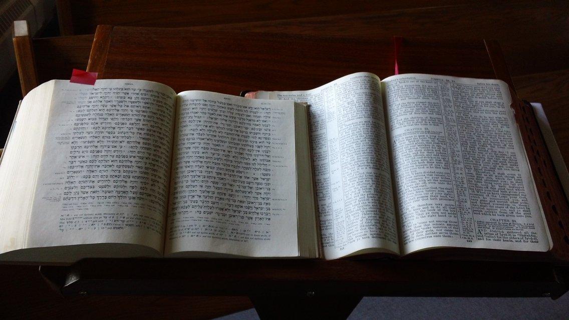 Ten Commandments Bible Study - immagine di copertina