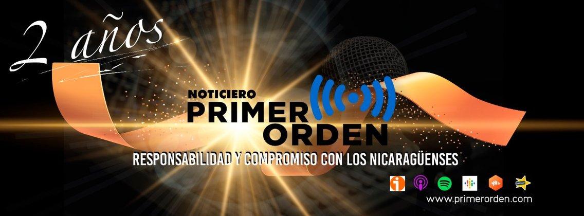 Primer Orden Nicaragua - Cover Image
