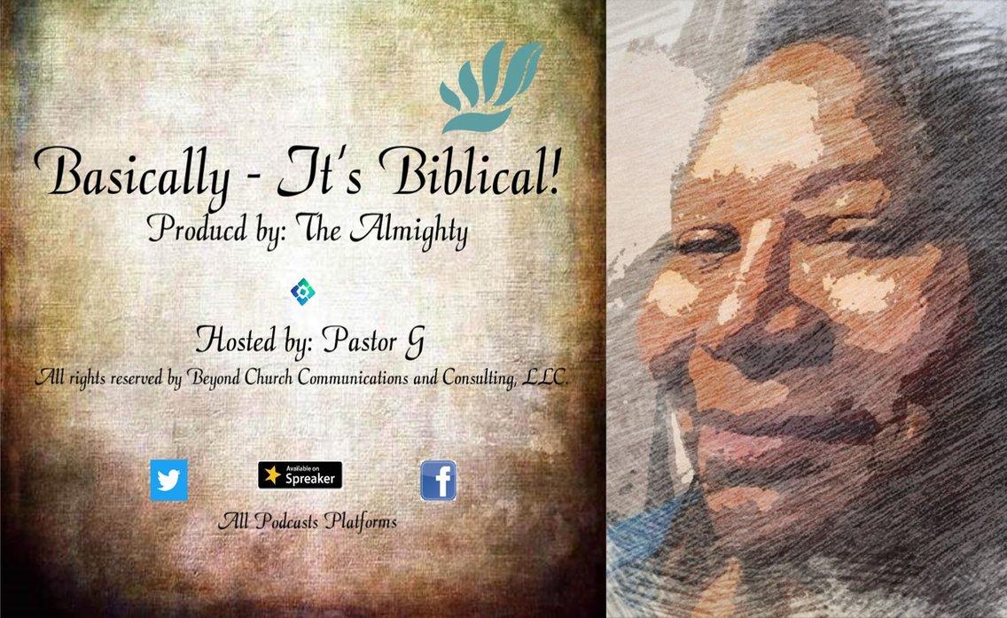 Basically Biblical's podcast - imagen de portada