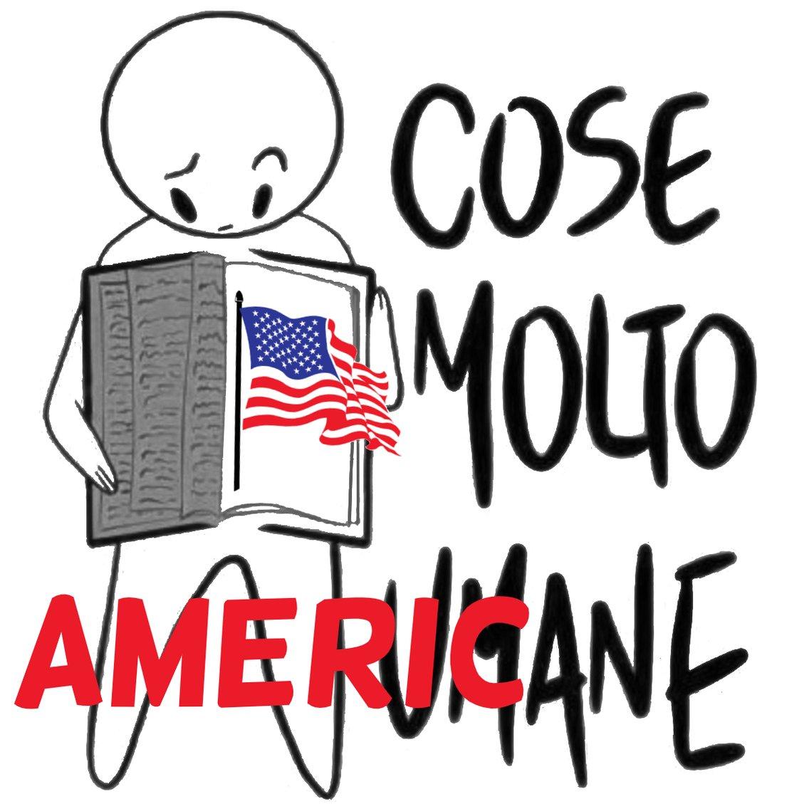 Cose Molto Americane - imagen de portada