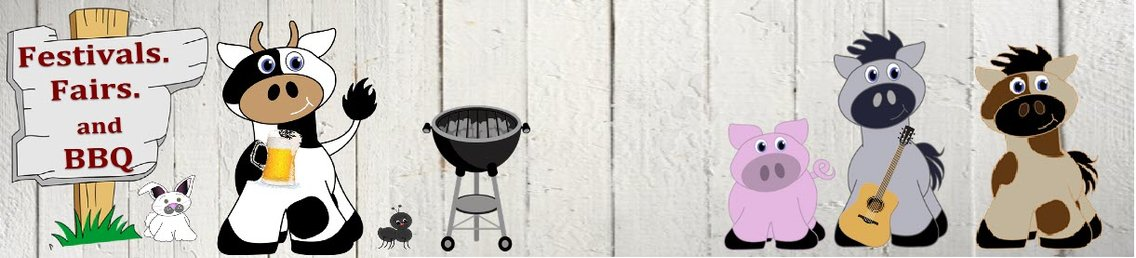 Festivals, and BBQ - Cover Image