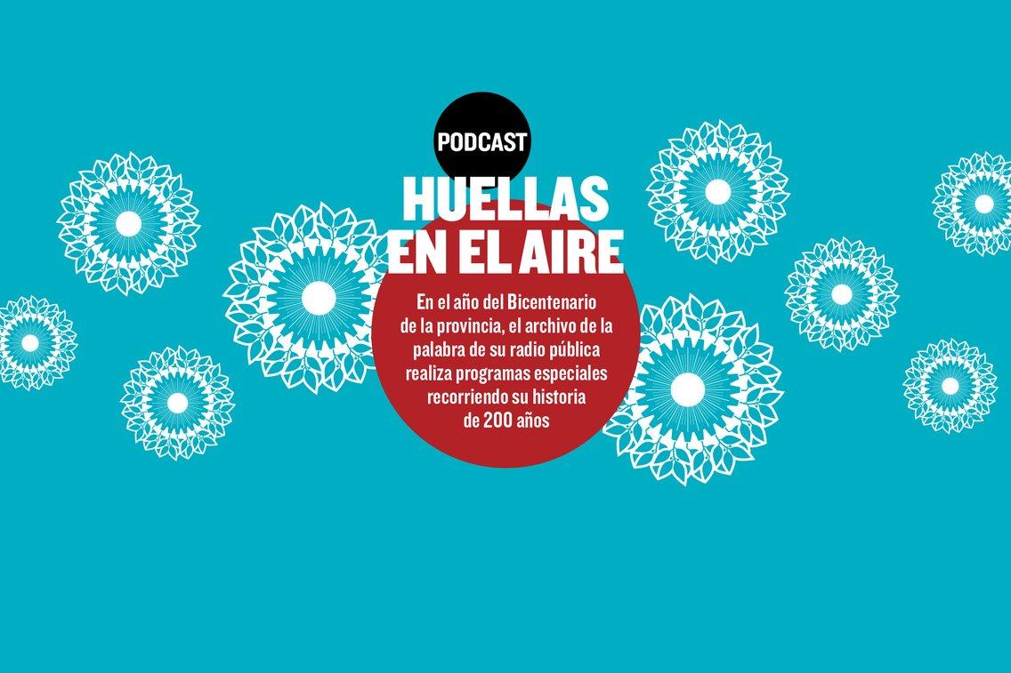 HUELLAS EN EL AIRE, historias de 2 siglos - Cover Image