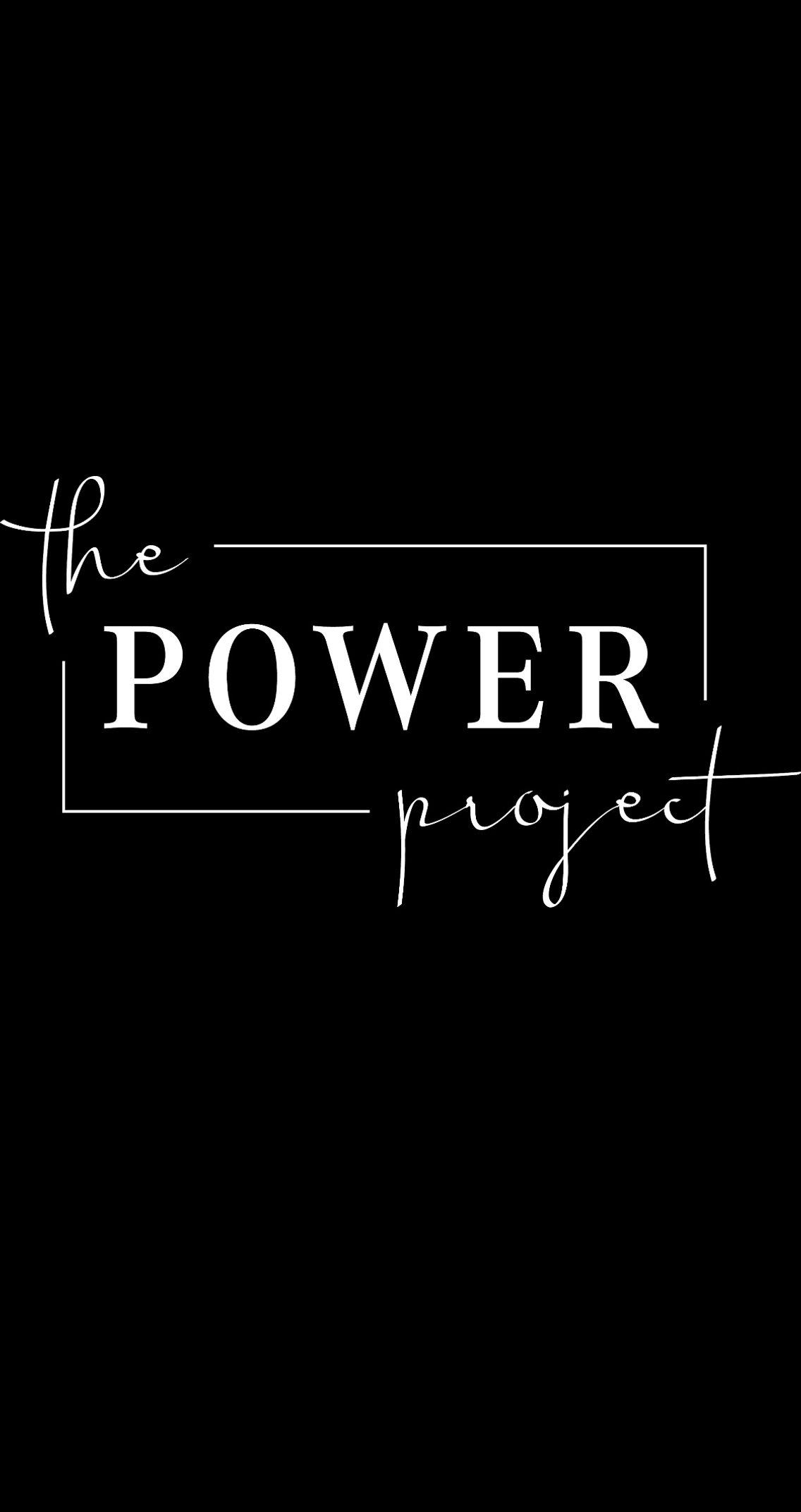 The Power Project Podcast - immagine di copertina