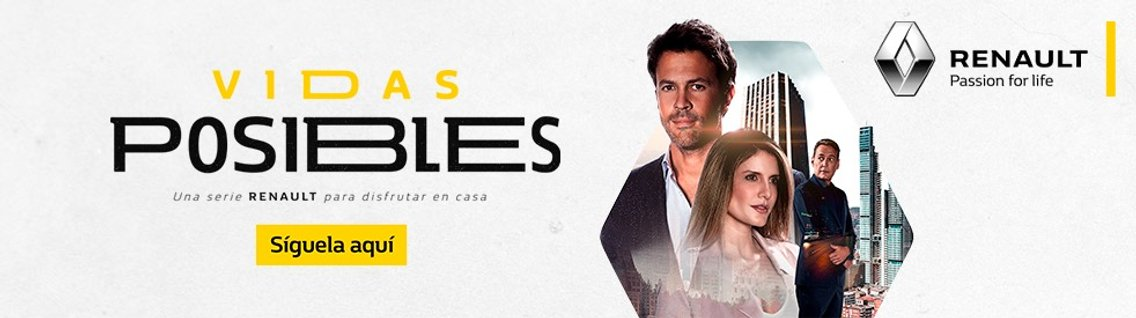 Vidas Posibles - Cover Image