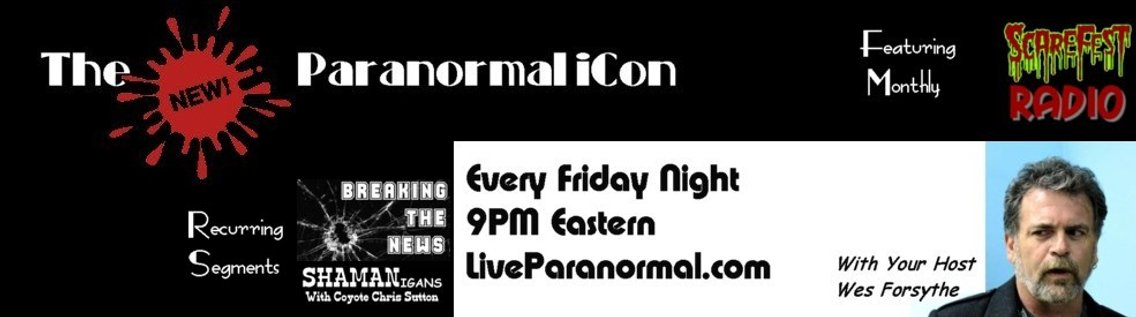 The NEW Paranormal Filler iCon - Cover Image