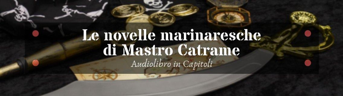 Novelle Marinaresche di Mastro Catrame - immagine di copertina