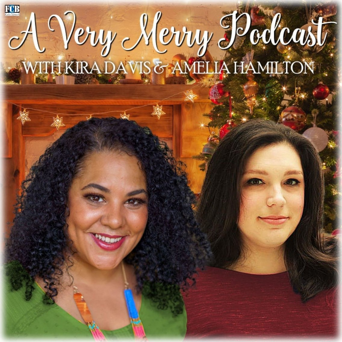 A Very Merry Podcast - Cover Image
