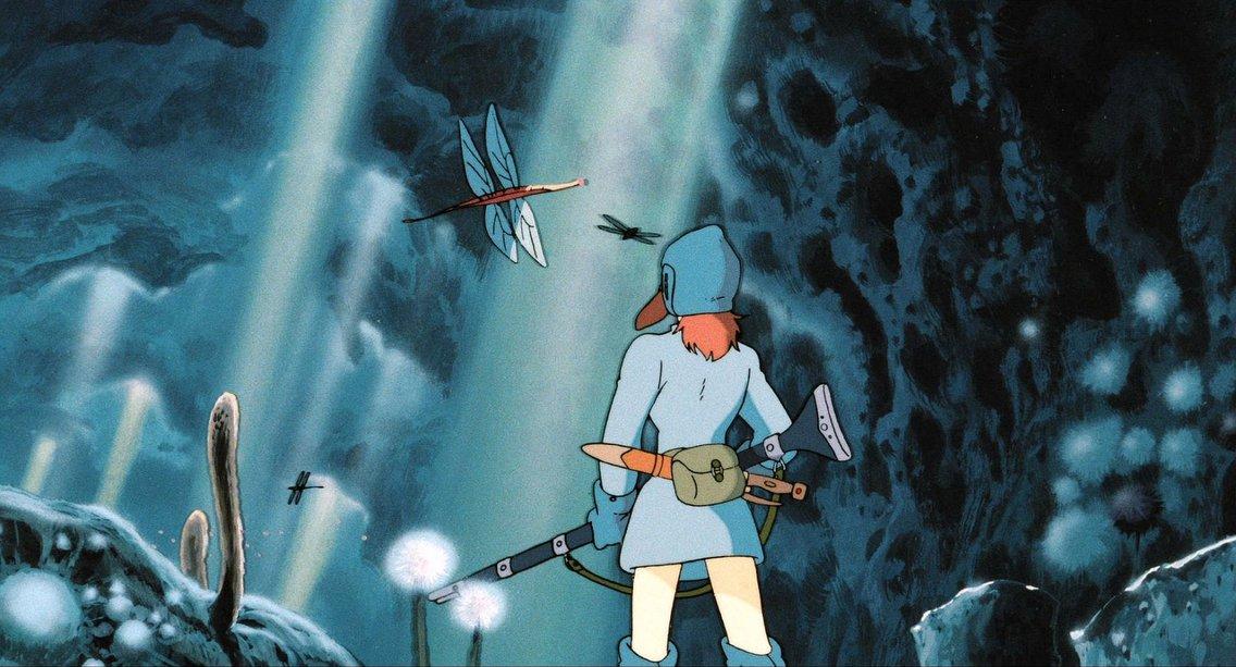 Nausicaä. Vivere tra le rovine | DOM- - imagen de portada