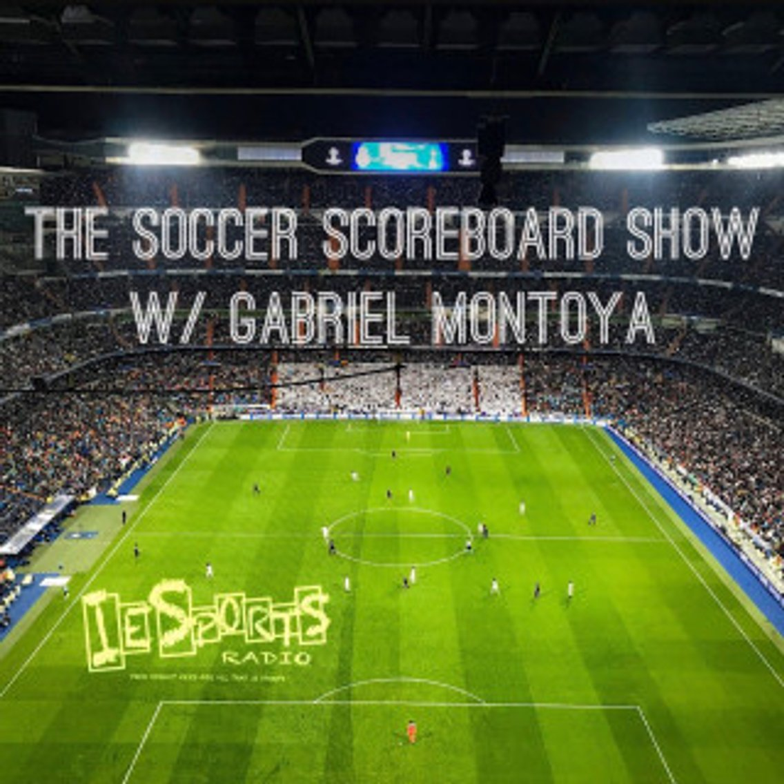 The Soccer Scoreboard Show - Cover Image