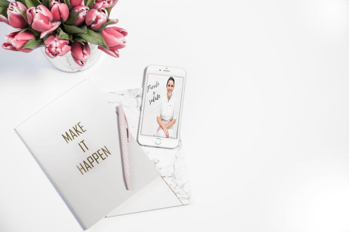 Parole e salute - Cover Image