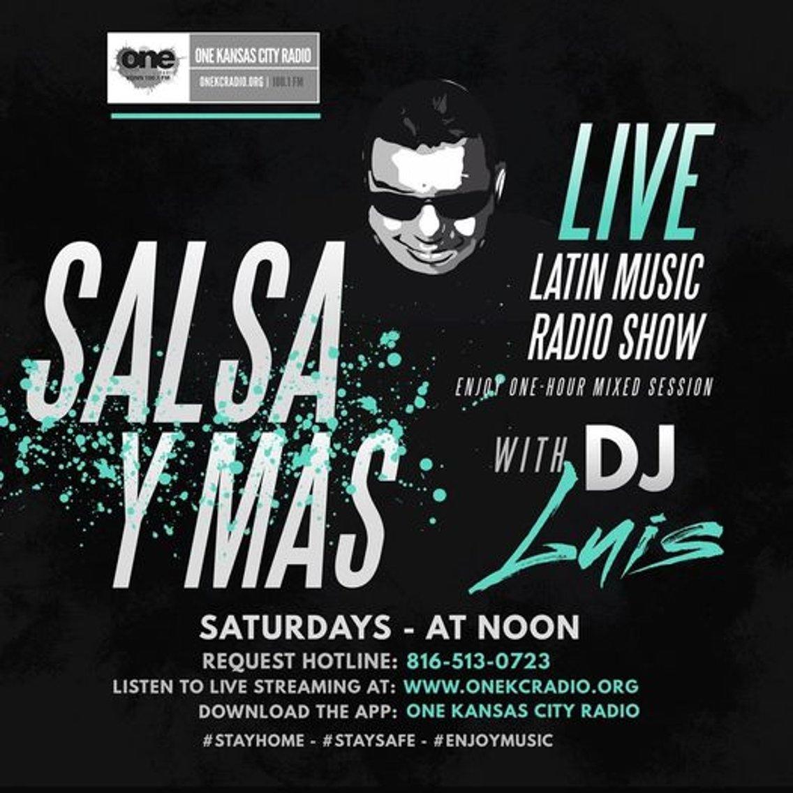 Salsa y Mas con DJ Luis - Cover Image