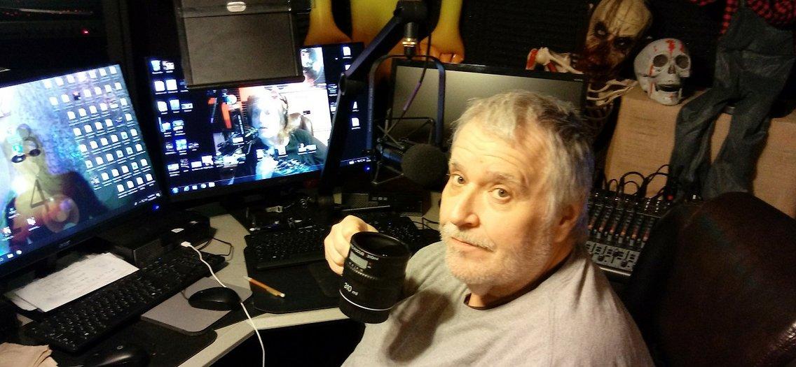 Night Dreams Talk Radio With Gary Anderson - imagen de portada