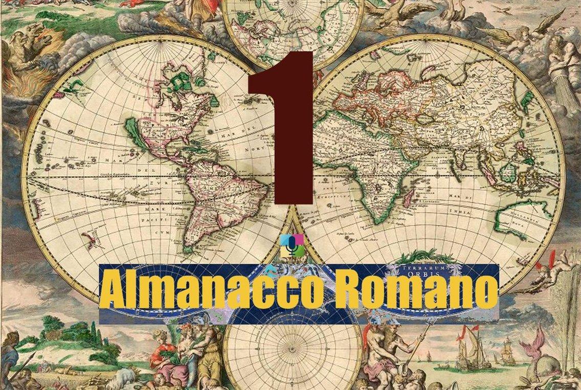 Almanacco Romano - Cover Image