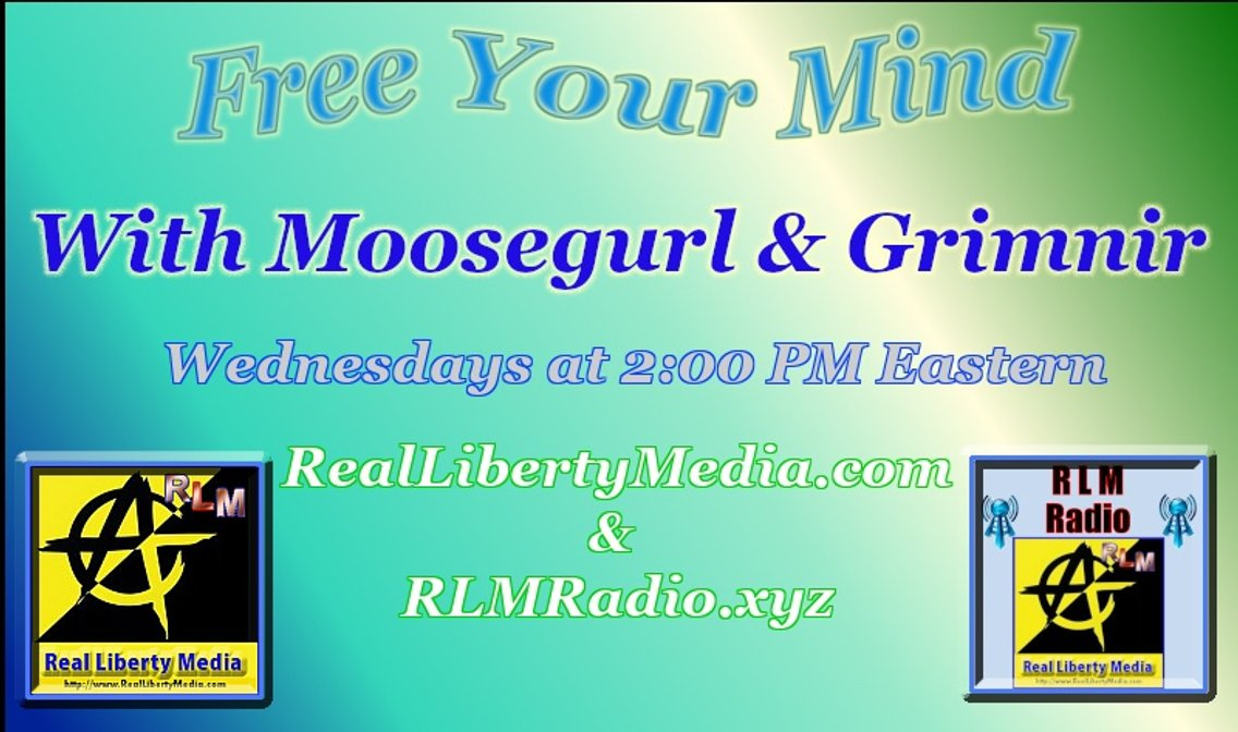 Free Your Mind with moosegurl & Grimnir - immagine di copertina