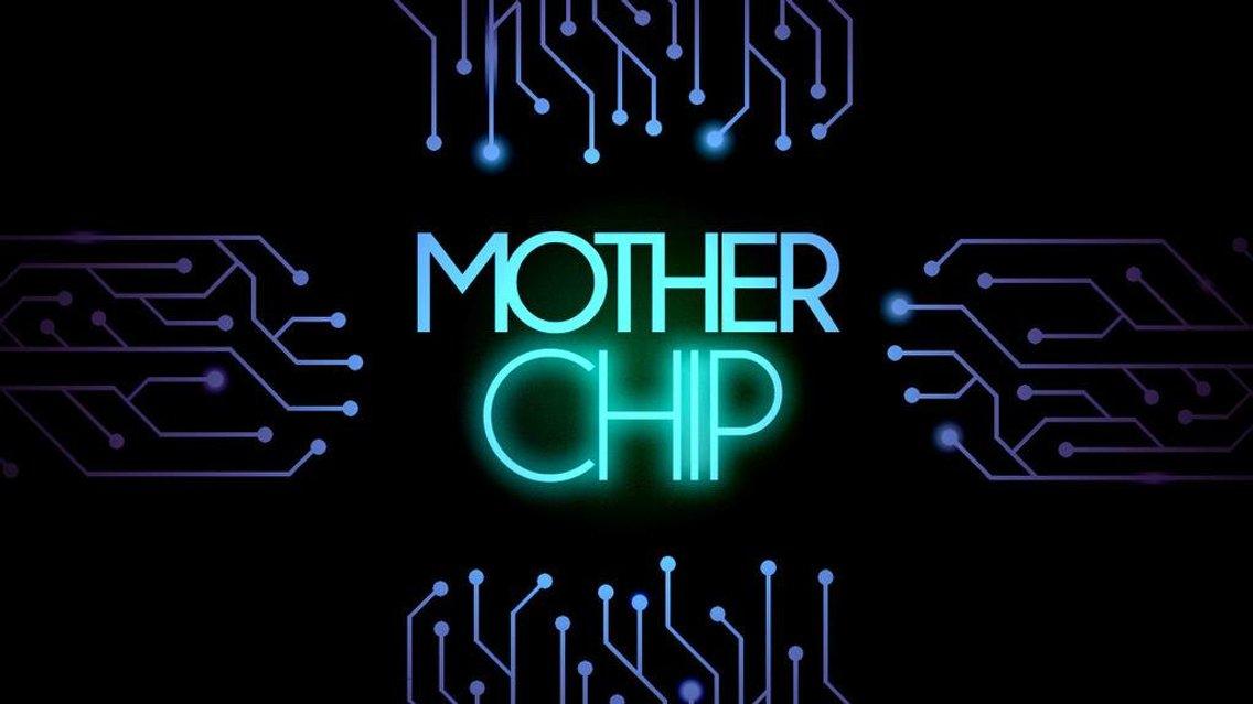 MotherChip - Overloadr - Cover Image